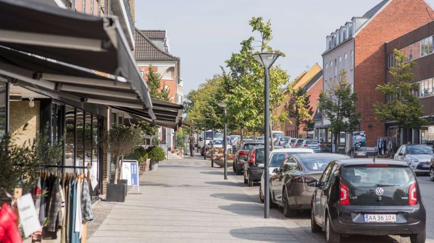 Vedbæk Stationsvej